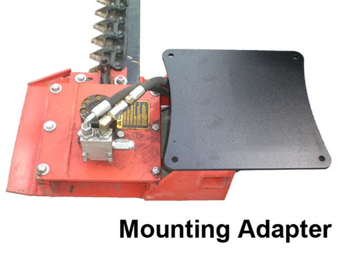 Mounting Adapter Attachment - Top