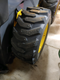 INS Traction Roadmaster Tire Studs. Photo from customer Michael F.