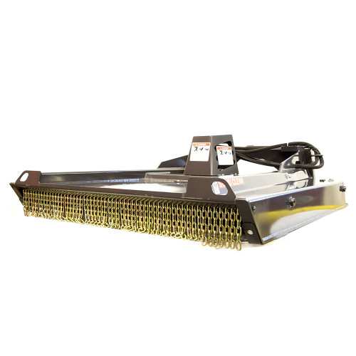 Bradco Ground Shark Skid Steer Brush Cutter Attachment