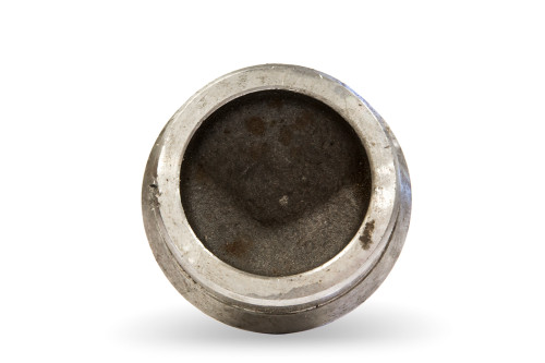 """Auger Output Shaft for 3-7/8"""" ID Pipe - Top View"""