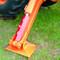 Equipment Lock Stabilizer lock on cylinder