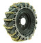 Skid Steer Tire Chains 12 x 16.5 - 2 Link
