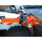 Skid Steer Chainsaw Carrier Attachment