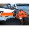Skid Steer Chainsaw Carrier Attachment