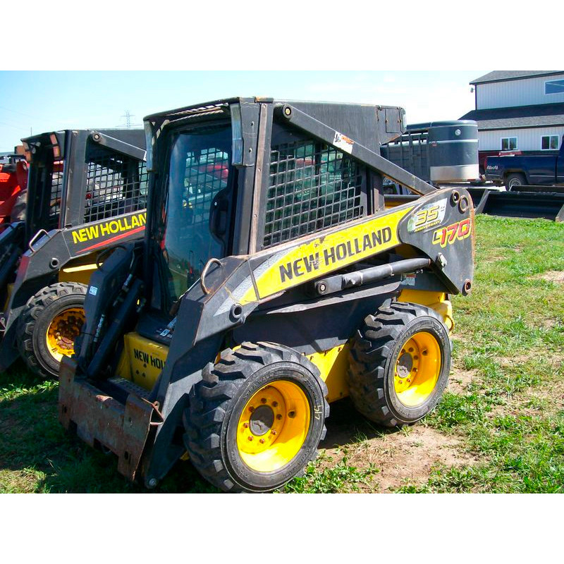New Holland Replacement Cab | Skid Steer Doors of North America