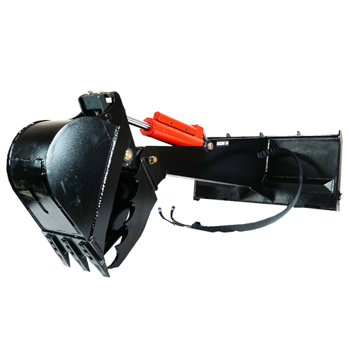 Eterra E60 Backhoe for Skid Steer Loader