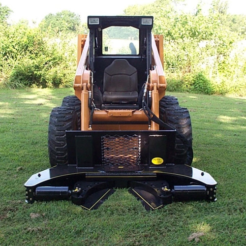 M&M Hydra-Clip Tree Shear Attachment for Skid Steer Loader