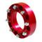 Eterra Aluminum Wheel Spacer Anodized Red