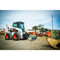 Eterra 3-Point Adapter Fixed Attachment Skid Steer Operation