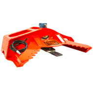 "Eterra Cyclone 60"" Heavy Duty Brush Cutter for Excavators"