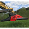 "Eterra Cyclone 60"" Heavy Duty Brush Cutter for Excavators Mowing Detail"