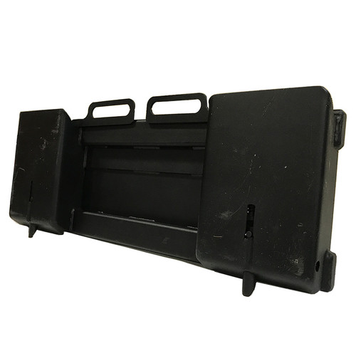 Mini Universal to Standard Universal Skid Steer Mounting Plate.