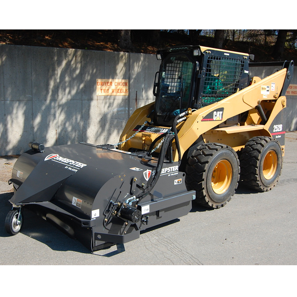 Sweepster 72 Quot Vrs Pickup Broom Attachment Skid Steer