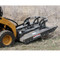 Virnig V60 Industrial RotaryBrush Cutter for Skid Steer Loader