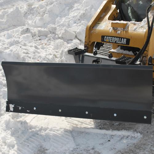 FFC Skid Steer Snow Blade Attachment Front