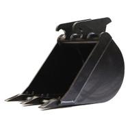 "Eterra Skid Steer ECS Backhoe Bucket 16"""