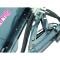 Virnig Skid Steer Angle Broom Attachment Hydraulic Detail