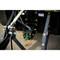 Eterra Motorized Skid Steer High Flow Quick Hitch 3-Point Adapter