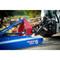 Eterra Skid Steer 3-Point Adapter with Brush Mower
