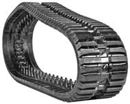 "Multi Bar Pattern Rubber Track | TNT | 18"" 450x86Bx55| PAIR"