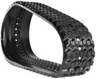 Sawtooth Pattern Rubber Track | Camoplast | 450X86X52 BBE| PAIR