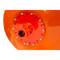 Eterra Cement Mixer Bowl for Skid Steer Auger - Hub Detail
