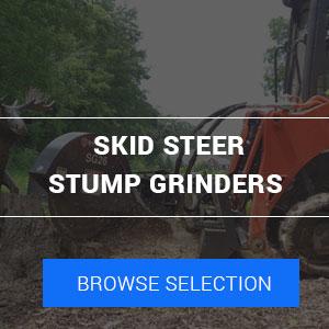 stump grinders