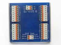 NT-TB Wiring Terminal Board with Snap-track