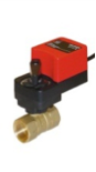 Image show Actuator and 2-way valve for visual reference. (Valve must be purchased separately).