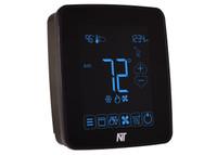 X7-WIFI-B Touchscreen  Wi-Fi Programmable Thermostat (Black)