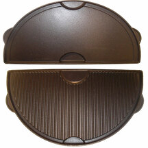 Big Green Egg Half Moon Griddle