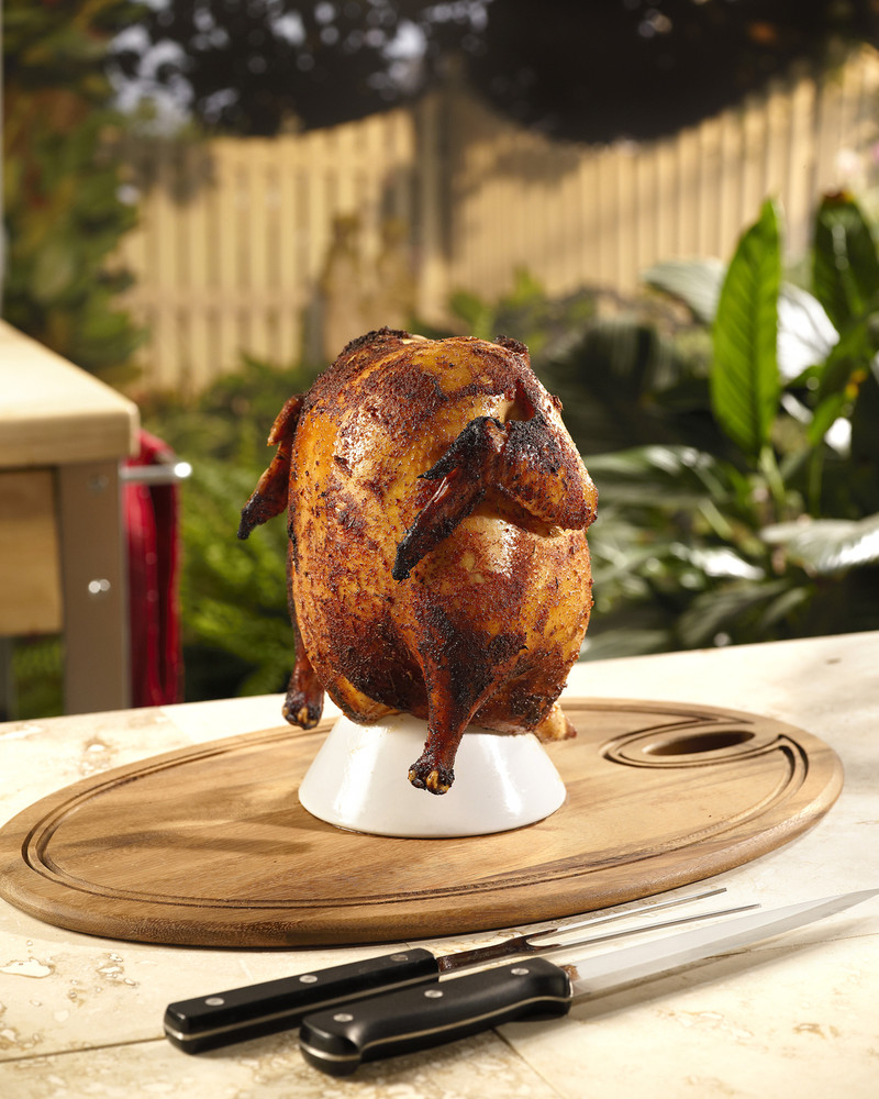 Big Green Egg Ceramic Poultry Roasters