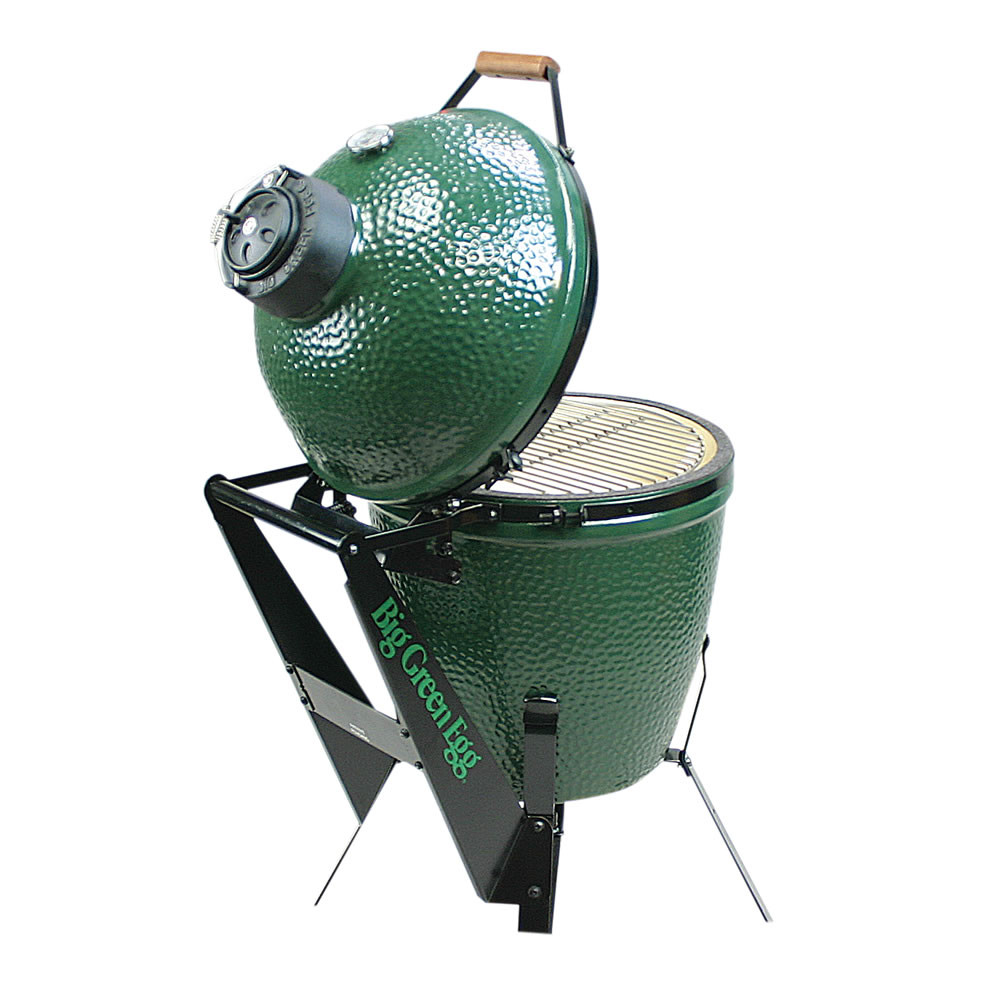 Big Green Egg Outdoor Kitchen: Big Green Egg Nest Handler
