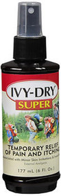 Ivy-Dry Super Itch Relief Spray  - 6 oz