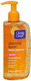 Clean & Clear Morning Burst Facial Cleanser Oil-Free - 8 fl oz