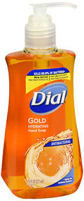 Dial Antibacterial Hand Soap with Moisturizer Gold - 7.5 oz