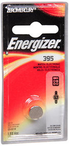 Energizer Watch/Electronic Silver Oxide Battery 395 - 1 each