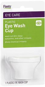 Flents Plastic Eye Wash Cup - 1 each