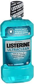 Listerine Ultraclean Antiseptic Cool Mint - 16.9 oz