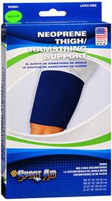 Sport Aid Neoprene Thigh/Hamstring Support, Medium - 1 ea.