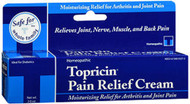 Topricin Pain Relief and Healing Cream - 2 oz