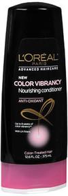 L'Oreal Color Vibrancy Nourishing Conditioner - 12.6 oz