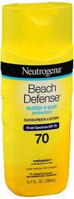 Neutrogena Beach Defense Lotion SPF 70 - 6.7 oz