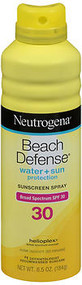 Neutrogena Beach Defense Spray SPF 30 - 6.5 oz