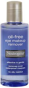 Neutrogena Oil-Free Eye Makeup Remover - 5.5 oz