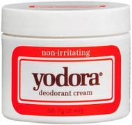 Yodora Deodorant Cream, non-irritating - 2 oz