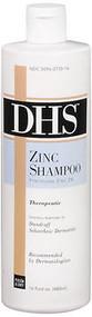 DHS Zinc Shampoo Pyrithione Zinc 2% - 16 oz