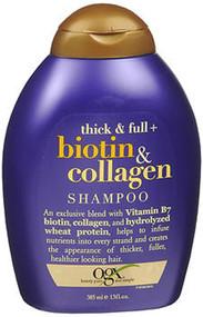 Ogx Thick Full Biotin Collagen Shampoo- 13 oz