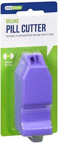 Ezy Dose Deluxe Tablet Cutter - 6 ct