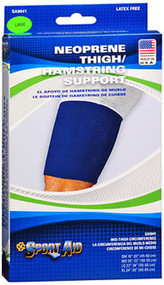 Sport Aid Neoprene Thigh/Hamstring Support Large - 1 ea.
